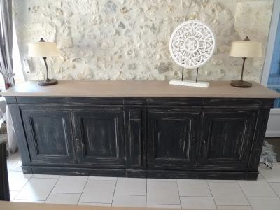 buffets et enfilades. Black Bedroom Furniture Sets. Home Design Ideas