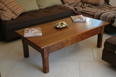Table basse rustique 2
